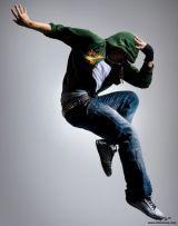 Танцор аватар